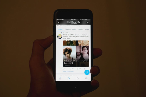 A Guide on Saving GIFs from Twitter on Your iPhone